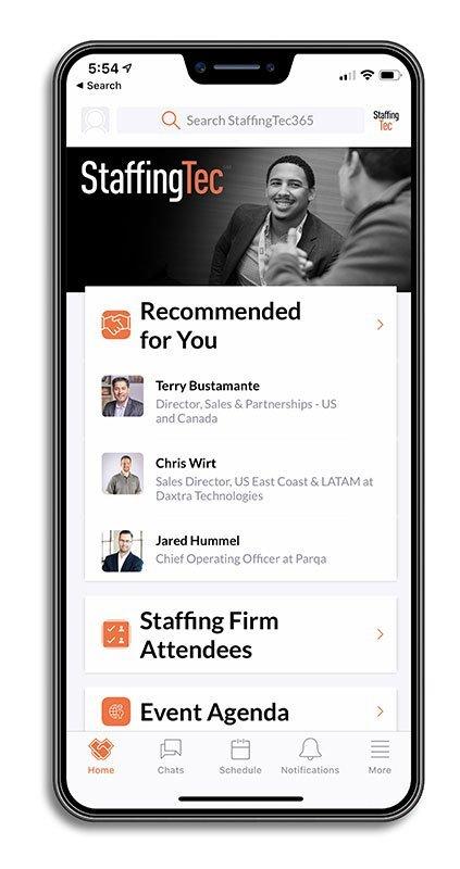 StaffingTec365 mobile advantage