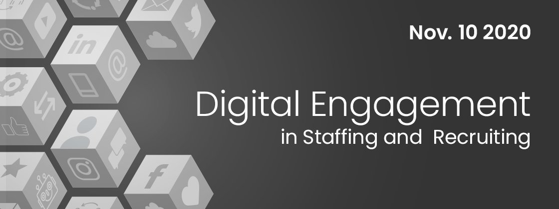 Digital Engagement in Staffing & Recruiting